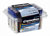 Батарейка CAMELION, Super Heavy Duty, R03P-BP24B, тип ААA, 1.5V (блистер - 24 шт)
