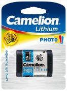 Батарейка CAMELION, Lithium Battery, 2CR5-BP1R, 6V (блистер - 1 шт)