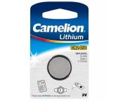 Батарейка CAMELION, Lithium Battery, CR2450-BP1, CR2450, 3V (блистер - 1 шт)